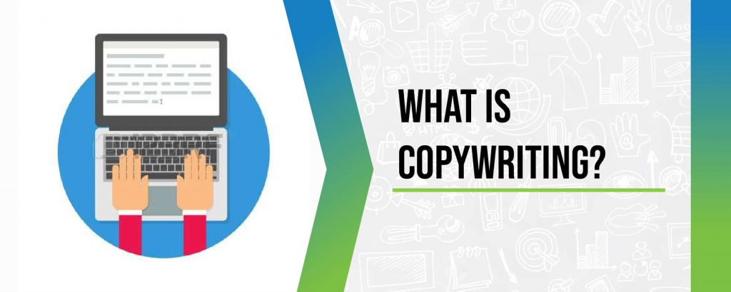 What are copywriting services?