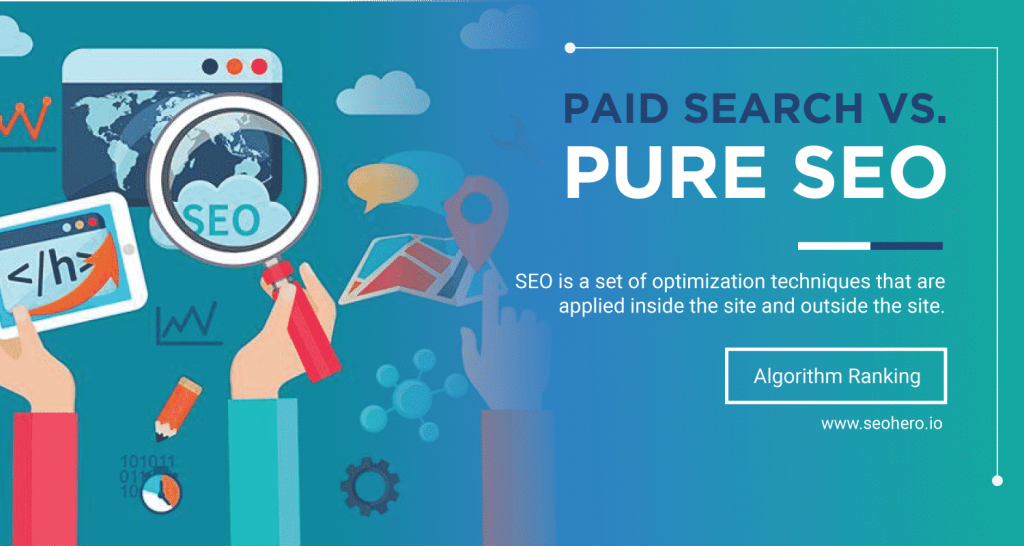 The Difference between Paid Search and SEO