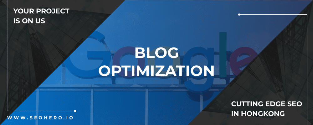 Blog Optimization Services