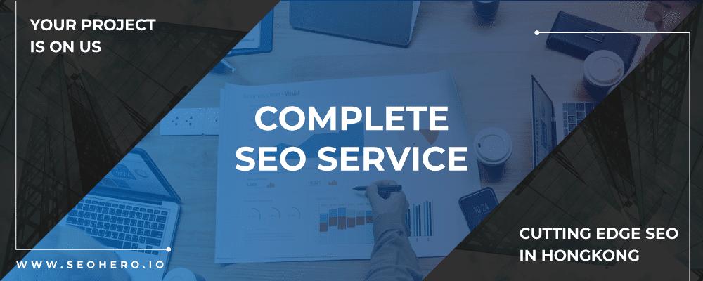 complete seo service