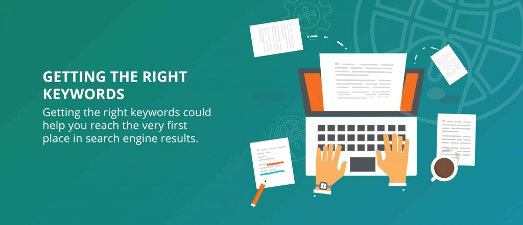 getting the right keywords