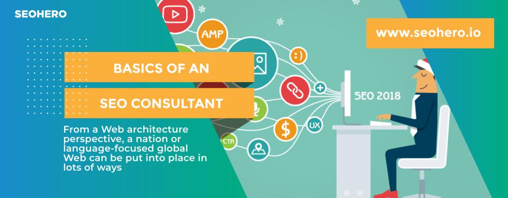 SEO consultant basics