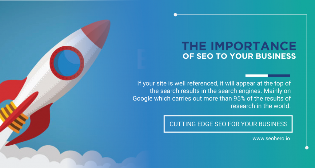 Importance of SEO to your Business