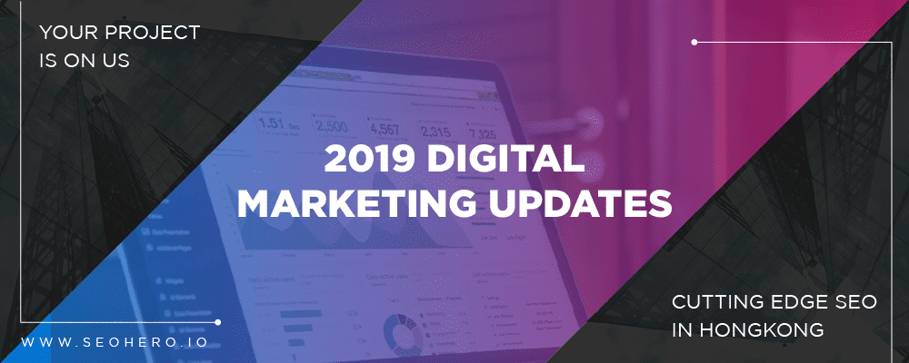 12 Important 2019 SEO Trends