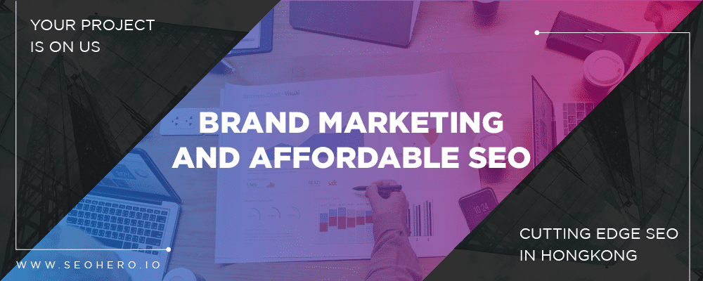 Brand Marketing And Affordable SEO
