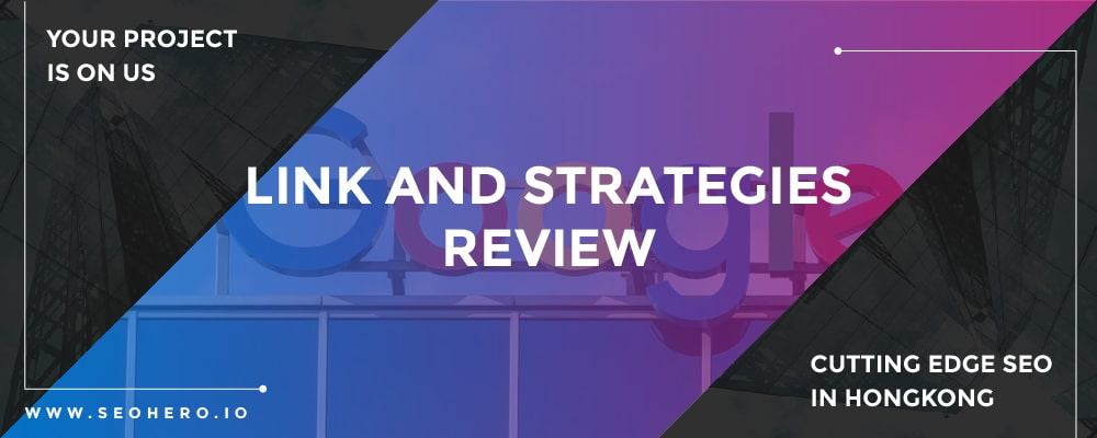 link and strategies review
