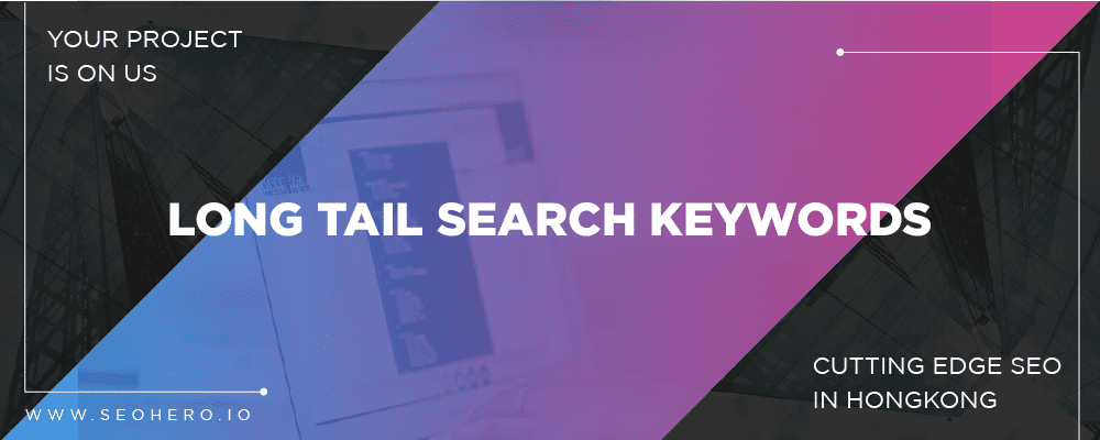 long tail search keywords