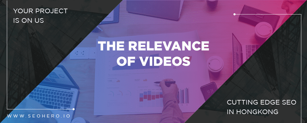 the relevance of videos