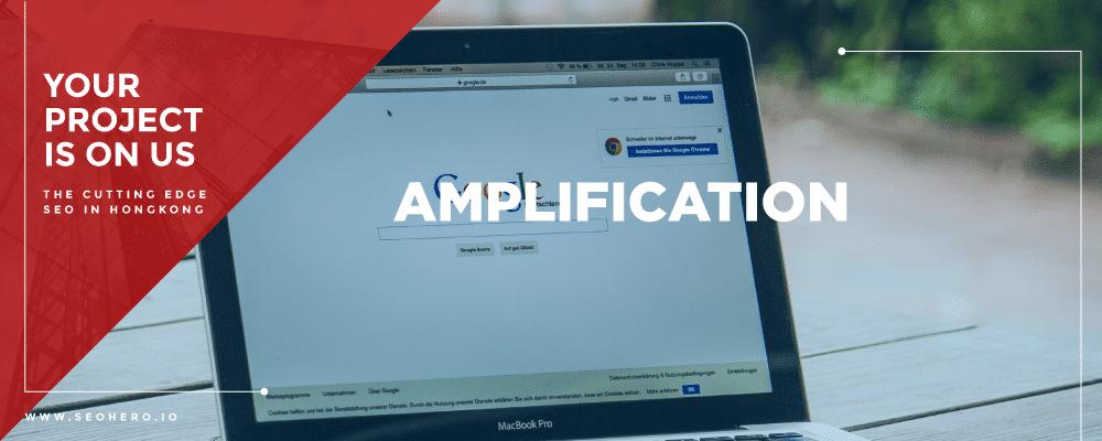 amplification