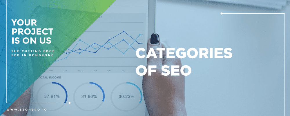 categories of seo