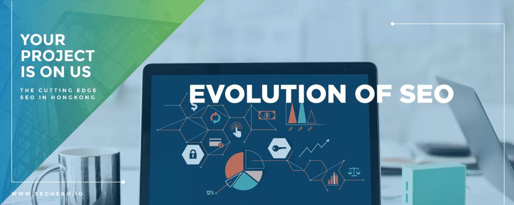 evolution of seo