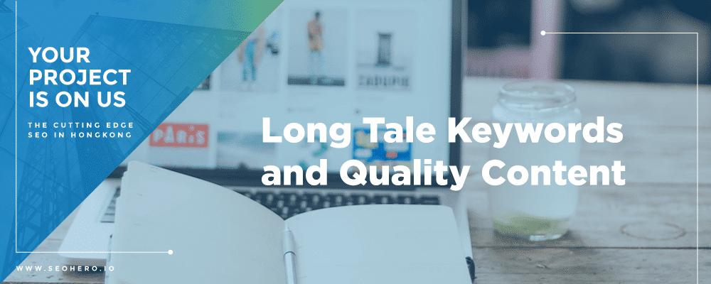 Long-tale Keywords