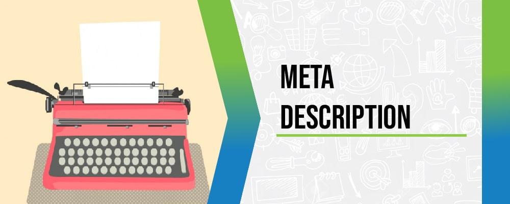 SEO meta descriptions