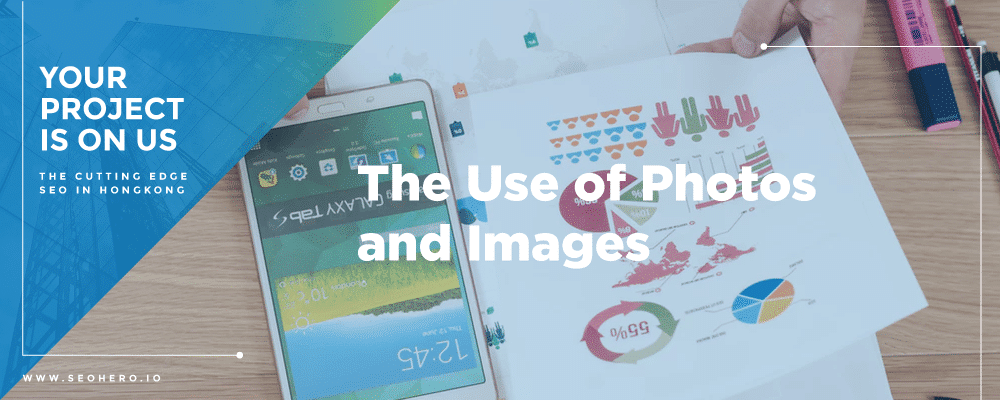 The use of images