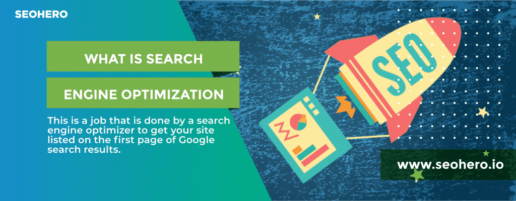 what is the use of SEO?