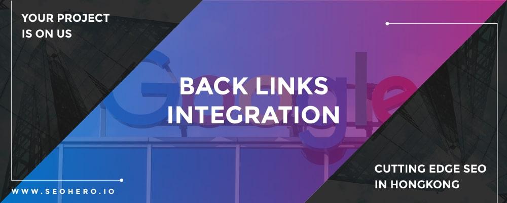 back links integration 100