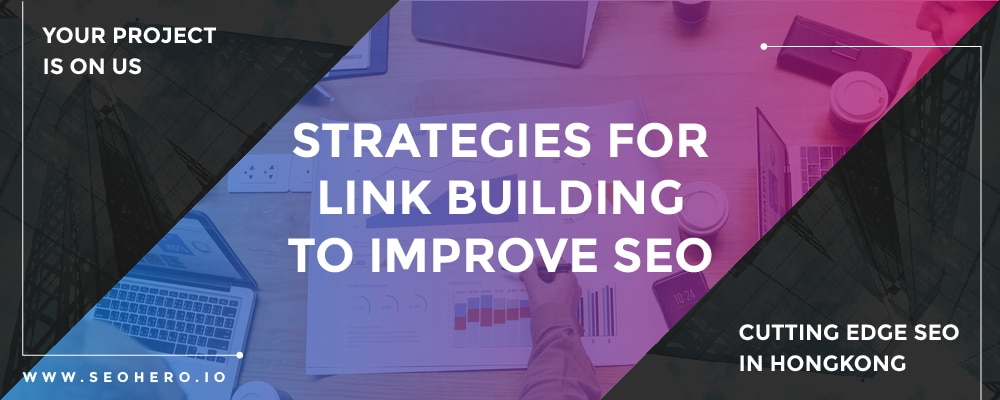 Strategies for Link Building