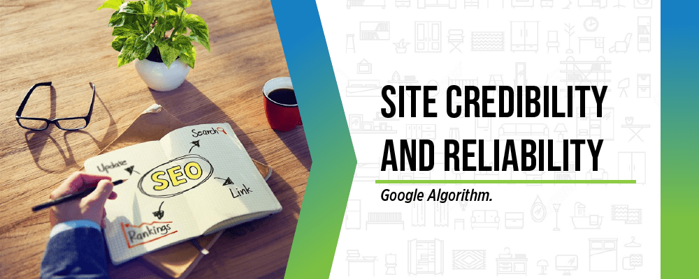 Site Credibility and reliability