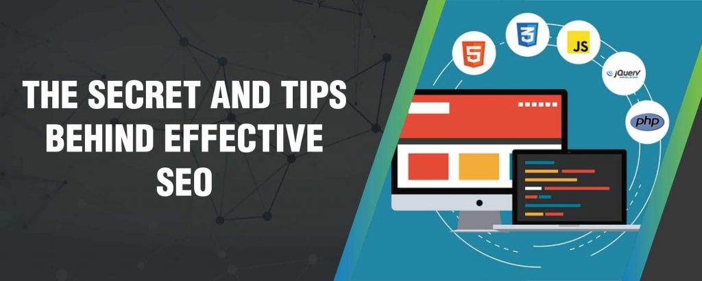 the secret and tips behind effective seo@2x 100