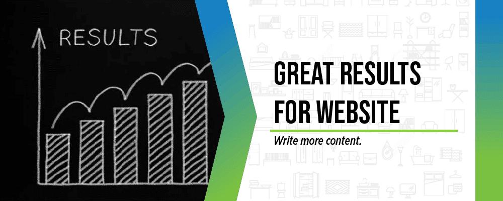 Get Results For Website