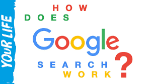 How does Google search work