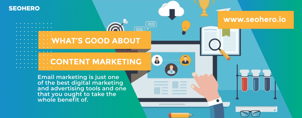 About Content Marketing