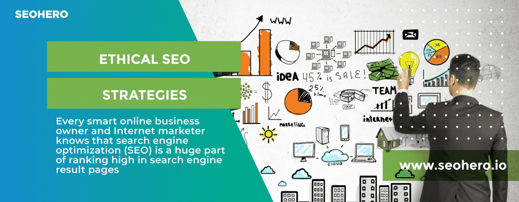 what are the ethical seo strategies